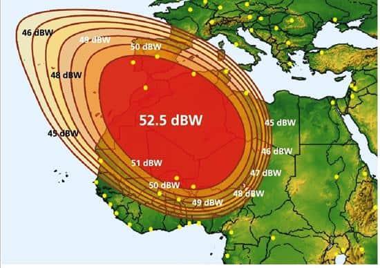 32 Recepcion Satelite España II