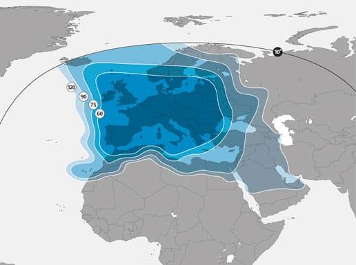43 Recepcion Satelite España II