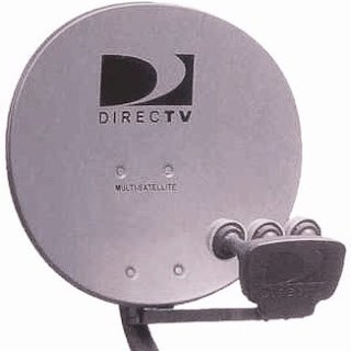 Triple Dish Inst. Antena Multifoco